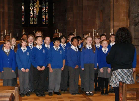 © Music at St Peter's Wolverhampton
